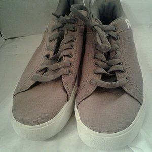 Andi Athletic Shoes low Gray Canvas 8  4/25